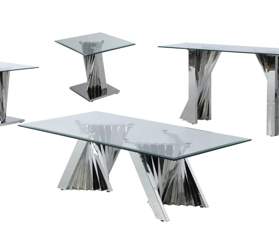 Glass Coffee Table Sets: Coffee Table