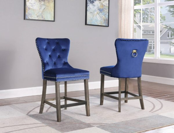 """24"""" Counter Height Chair (Set of 2)"""