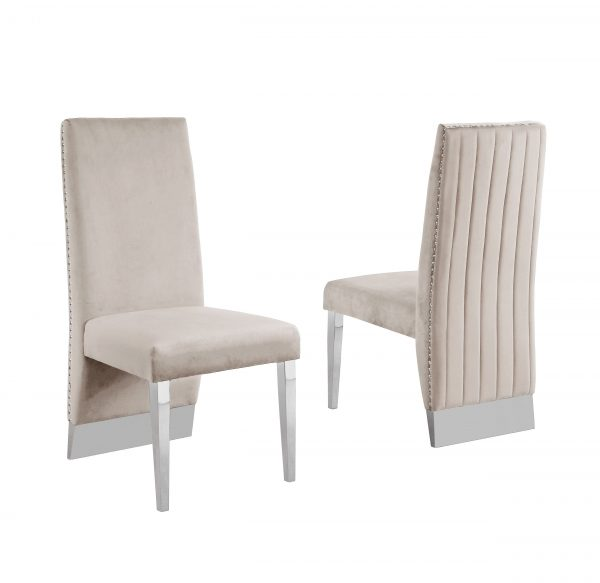 4 Colors to Choose (Set of 2) - Cream