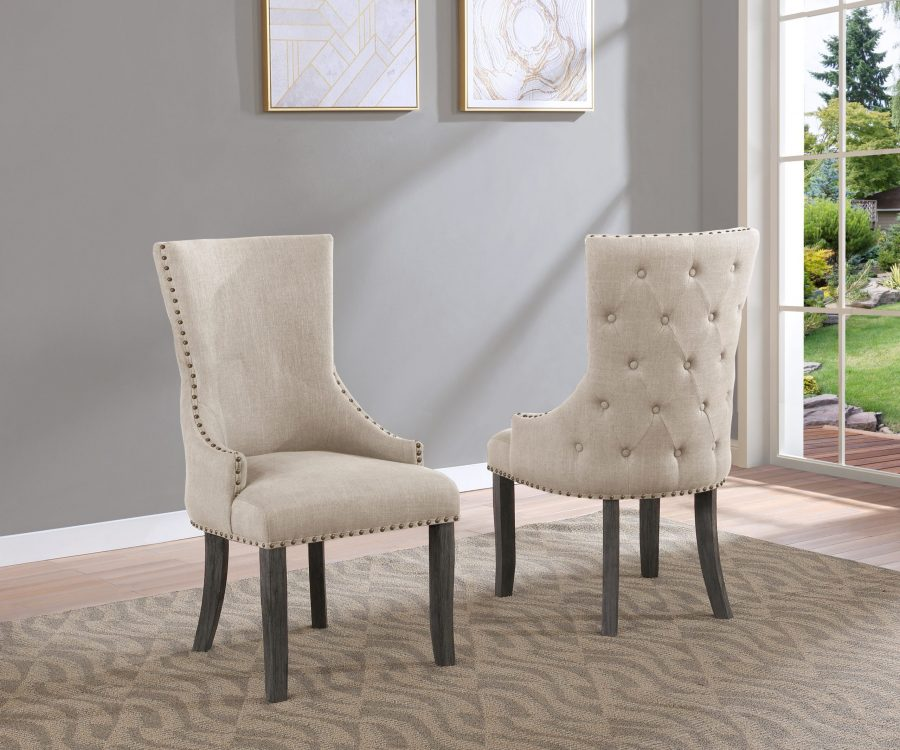 SIDE CHAIR **SET OF 2**|