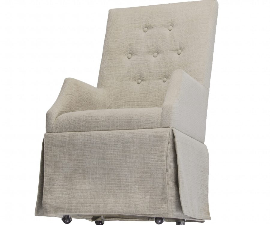 """Arm Chairs Tufted and Side Chairs Tufted & Nailhead Trim